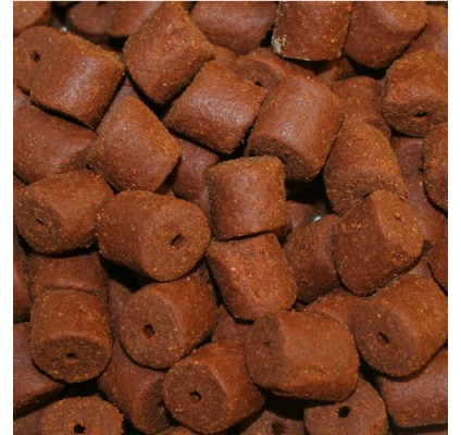 Pellets Red Halibut (percé) 2,5kg