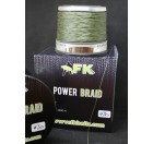 TRESSE 18/100 camou POWER BRAID  11kg 1000m