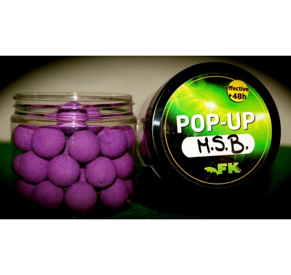 POP UP MSB MAUVE FLUO